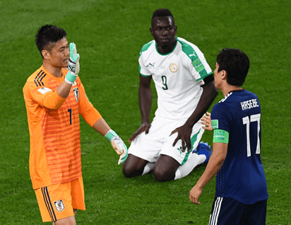 Japan vs Senegal