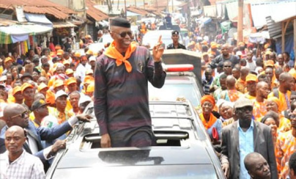 ONDO DECIDES:Mimiko won't dump Ajayi ― ZLP