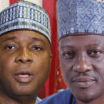 Senate President, Saraki & Governor Ahmed of Kwara accused of sponsoring Offa Bank robbery. - See video & photos