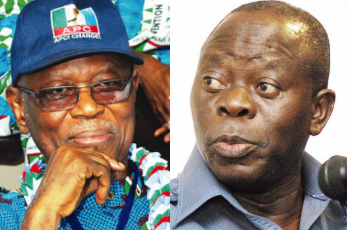 APC unleashes Oyegun, Oshiomhole, Ganduje, 46 others against Obaseki