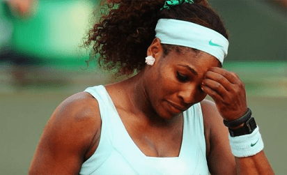 'I cried': Serena reveals she missed her baby's first steps