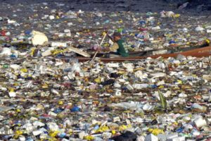 Environment plastic pollution