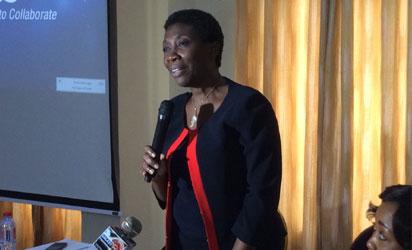 Professor Ayo Atsenuwa, Dean, Faculty of Law, University of Lagos
