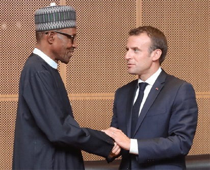 President Macron's visit to Afrika Shrine means nothing to