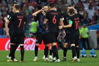 Croatia fear England's Sterling in World Cup semi 1