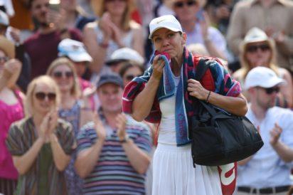 Hsieh stuns Halep at Wimbledon, Nadal keeps top spot 1
