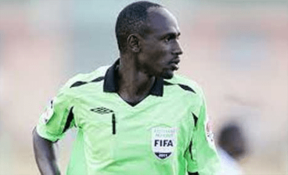 World Cup ref gets life ban for bribery 1
