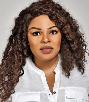 Nollywood actress, Oghenekaro Itene set to wed secret lover 1