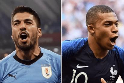 Argentine referee to officiate Uruguay vs France quarter-final match 1