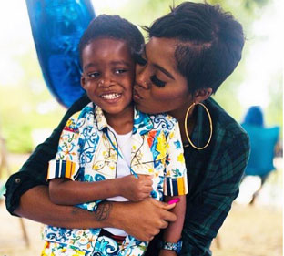 Tiwa Savage ready for another child? 1