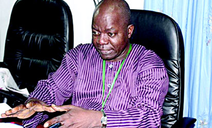 Secretary General of Association of Senior Civil Servants of Nigeria, ASCSN, Alade Bashir Lawal