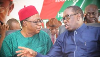 Image result for Okowa's Second Term Bid, Done Deal — Uduaghan