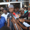 2019:  Saraki in Jos, says time for N/Central zone to produce president