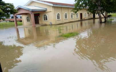 READ: 45 Anglican Churches Affected By Anambra Flood – Bishop, Diocese of Mbamili Says As VP Osinbajo visit's
