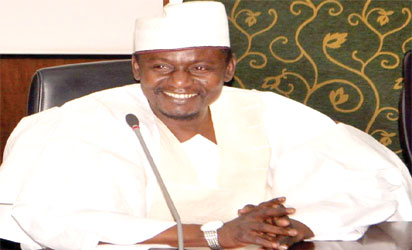 Senator Babayo Gamawa is  the Deputy National Chairman of the Peoples Democratic Party PDP.
