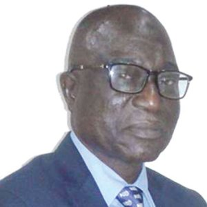 Former Director General of the Chartered Insurance Institute of Nigeria, CIIN, and Managing Director of Krabond Insurance Brokers Limited, Mr. Kola Ahmed