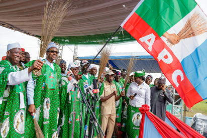 APC rejects the creation of 39 new electoral wards in Akwa Ibom - Vanguard