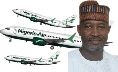 Sirika and Nigeria Air