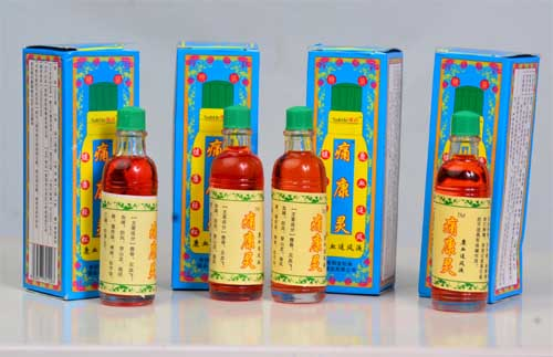 Shocking! How a 2,000 Yrs Old Chinese Oil CURED My 9 yrs Old