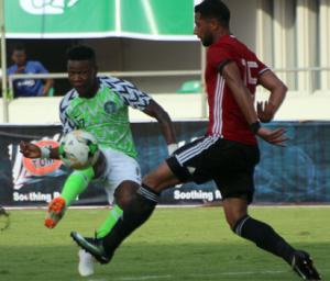 Nigeria vs Libya