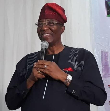 BREAK: Atiku's campaign manager, Gbenga Daniel, is moving from PDP to APC