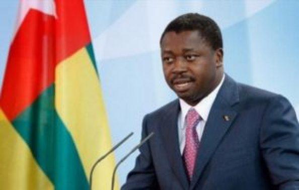 Togo's longtime leader