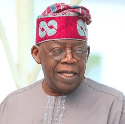 Tinubu lauds Nigerians on Buhari's re-election says he ...