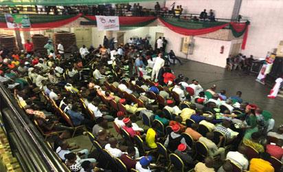 SMEDAN boss tasks youths on entrepreneurship, skill acquisition