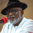 Akeredolu budgets N13m for phone calls, N500m for hosting guests