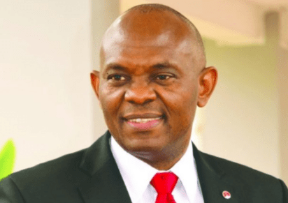 Elumelu harps on improved business environment for devpt