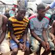 We've stolen 150 okada, killer robbery suspects confess
