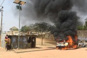Nigeria, violence, criminality