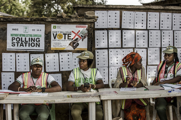 Image result for Court vacates order stopping supplementary governorship poll in Adamawa