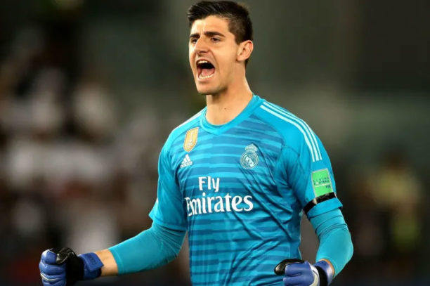 Zidane hails 'phenomenal' Courtois after another clean sheet