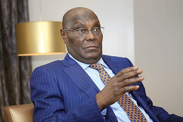 Atiku to Nigerian youths: I shall continue to offer my shoulders for you to climb