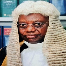Justice Sidi Dauda Bage