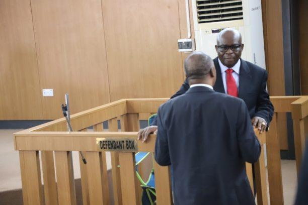FG vs Onnoghen: CCT fixes Thursday for judgment - Vanguard News