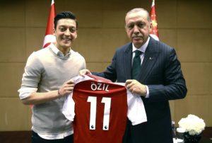 Ozil-Erdogan