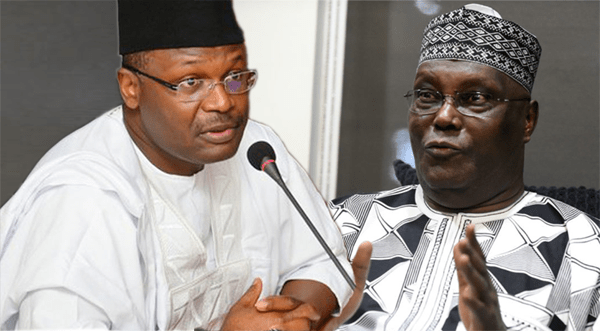 Image result for Why we're not speaking on Atiku's petition, APC response – INEC
