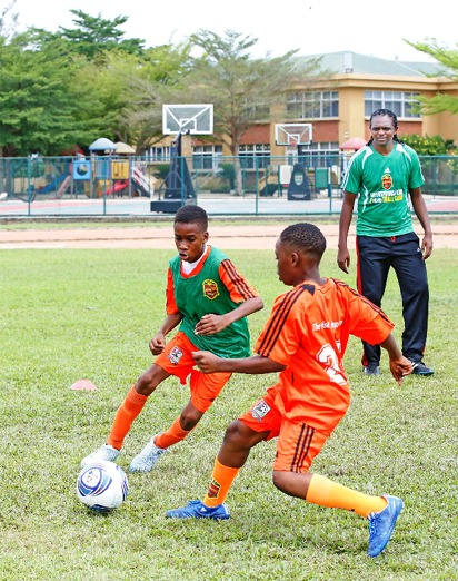 Greensprings School Postpones Annual Kanu Football Camp Over Coronavirus