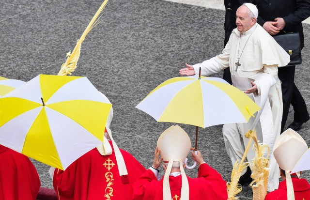 Palm Sunday: Clerics counsel Christians on love, unity