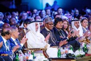 What I discussed with Nigerians in UAE ? Buhari