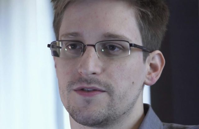 Snowden: Coronavirus pandemic could lead to extended government surveillance