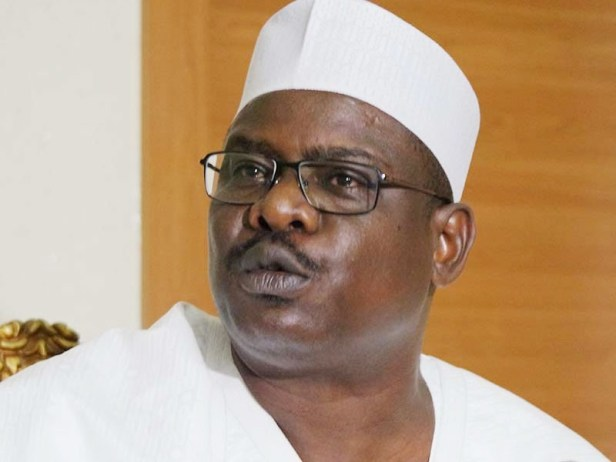 Osinbajo didn't ask me to drop ambition — Ndume