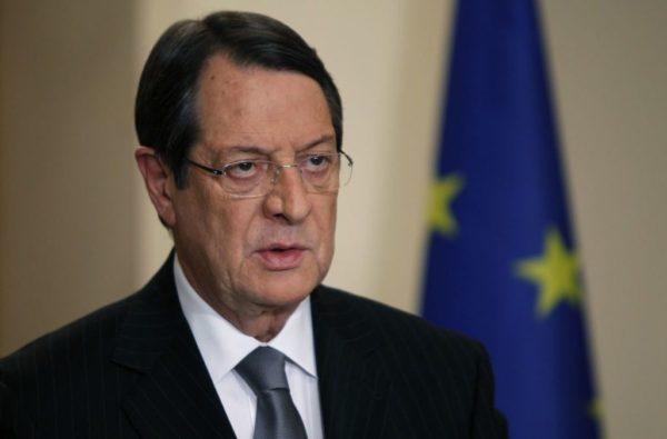 Nicos Anastasiades of Cyprus serial killings