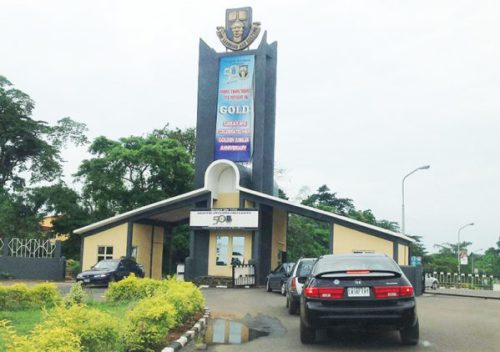 Fire guts anatomy department at OAU