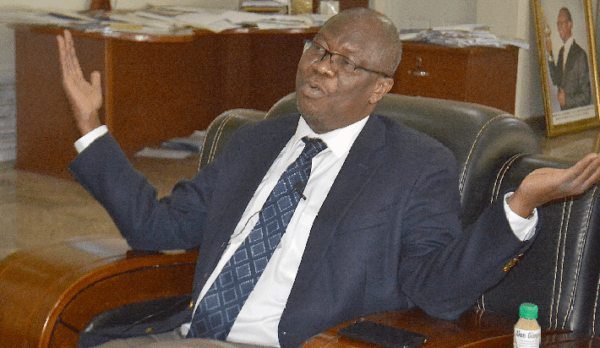 Prof Benjamin Chukwuma Ozumba