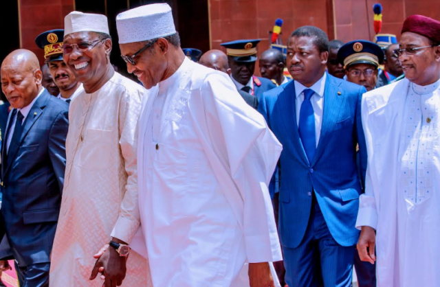 Buhari seeks regional cooperation to check illegal flow of small arms into Nigeria