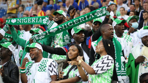 Nigeria Football Supporters Club to storm Egypt with 500 members