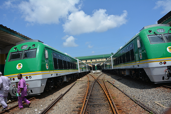 Lagos-Ibadan rail project: NASS Joint C'ttee inspects, expresses satisfaction